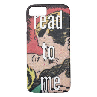 COMICAL iPhone 7 Case | Read to Me (Red)