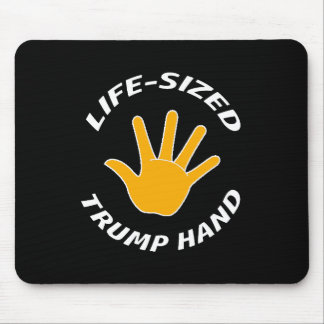 COMICAL - LIFE-SIZED TRUMP HAND MOUSE PAD