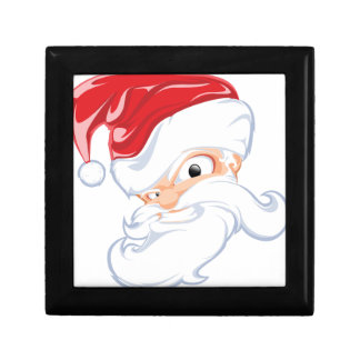 Comical Santa Claus Gift Box