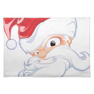 Comical Santa Claus Placemat