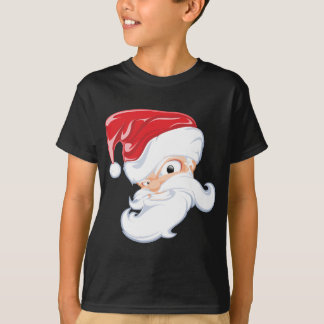 Comical Santa Claus T-Shirt