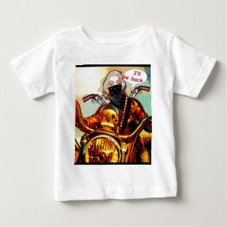 comics biker big baby T-Shirt