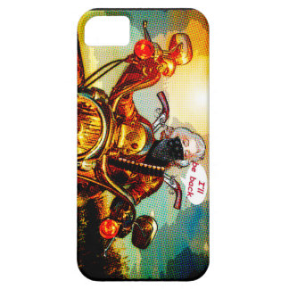 comics biker big iPhone 5 cover