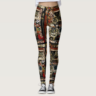 Coming and Going Leggings