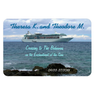 Coming Ashore Custom Door Marker Magnet