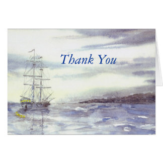 'Coming Home (Thank You)' Card