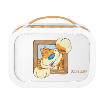 Coming n Going Tiger Lunch Boxes