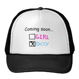 Coming Soon...(Boy) Trucker Hat