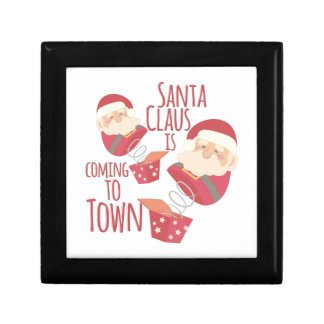 Coming To Town Gift Box