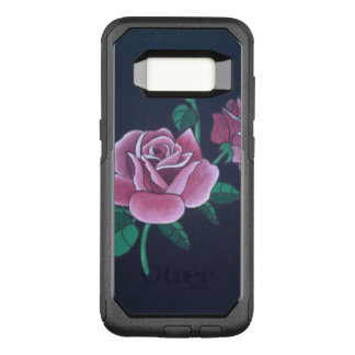 coming up roses OtterBox commuter samsung galaxy s8 case