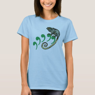 Comma Chameleon T-Shirt
