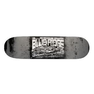 "Command ship Blue Ridge 8 1/8"" Skateboard"