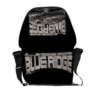 Command ship Blue Ridge Rickshaw Messenger Bag