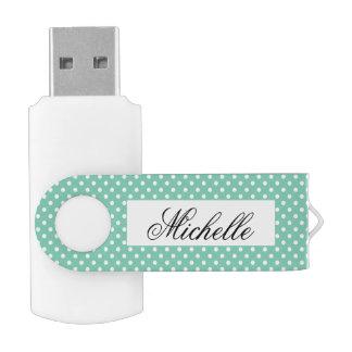Commande faite sur commande d'instantané d'USB de Clé USB 2.0 Swivel