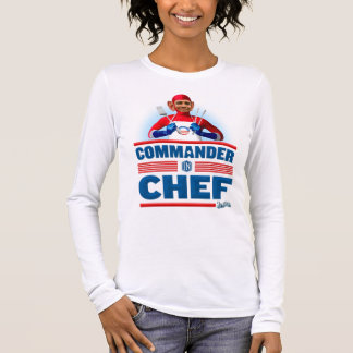 Commander in Chef Long Sleeve T-Shirt