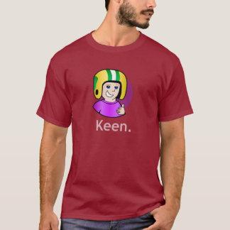 Commander Keen Men's Dark Maroon T-Shirt
