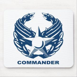Commander Mousepad