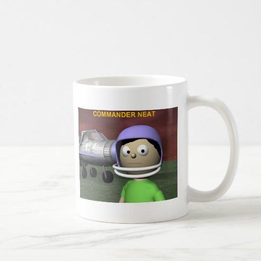 Commander Neat Mug