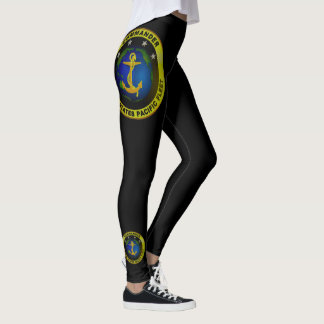 Commander United States Pacific Fleet Leggings