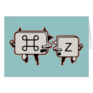 Commandman & Zidekick Card