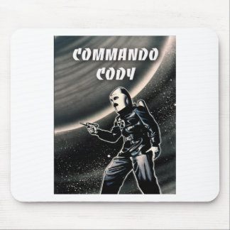 Commando Cody Mouse Pad