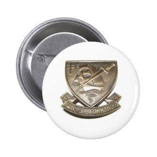 Commando Kieffer - Insigne 1er BFMC Pin's Avec Agrafe