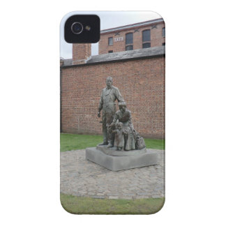 Commemoration of the Liverpool Emigrants iPhone 4 Case-Mate Cases