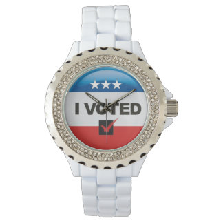 Commemorative • First Election • I Voted Watch