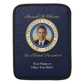 Commemorative President Barack Obama Re-Election Sleeves For iPads