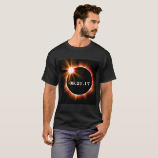 Commemorative total eclipse t-shirt