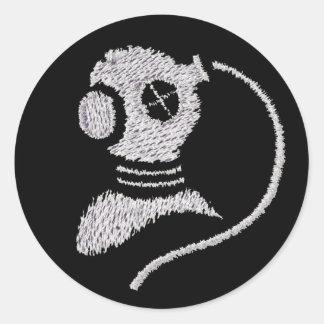 Commercial Diving Helmet Patch sticker