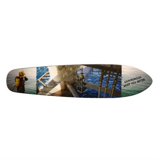 Commercial Diving Skateboard