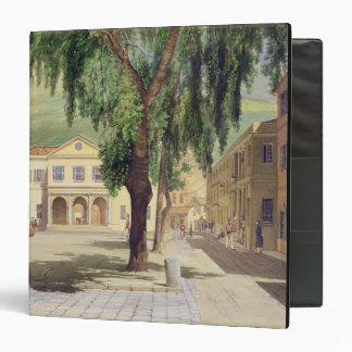 Commercial Square, the Commercial Library and the 3 Ring Binders