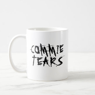 Commie Tears Coffee Mug