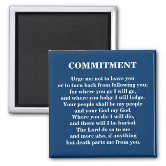 COMMITMENT - 1118 MAGNET