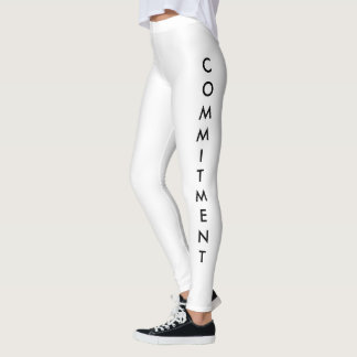 Commitment Leggings