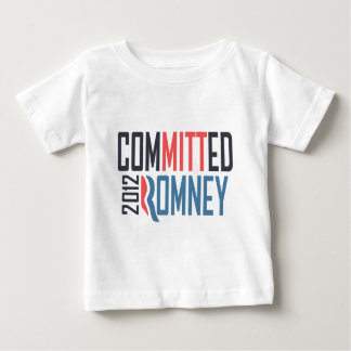 Committed Romney Tee Shirts