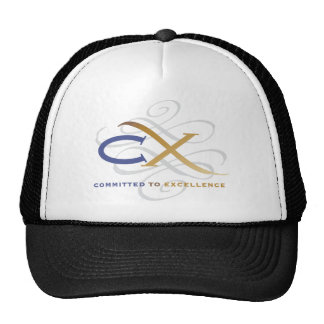 Committed to Excellence Hat