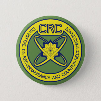 Committee on Reconnaissance and Counter-Reconnaiss 2 Inch Round Button