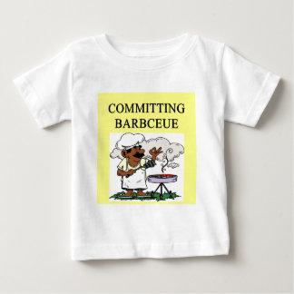 committing barbecue joke shirt