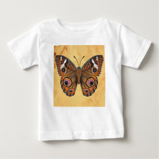 Common Buckeye Butterfly Baby T-Shirt