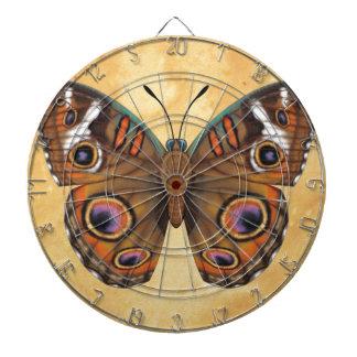 Common Buckeye Butterfly Dartboard
