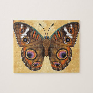 Common Buckeye Butterfly Puzzle