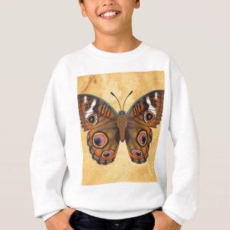 Common Buckeye Butterfly Sweatshirt