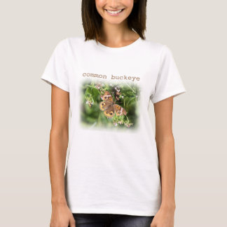 Common Buckeye Butterfly T-Shirt