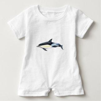 Common dolphin Delphinus delphis Baby Romper