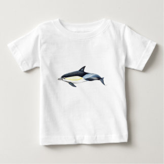 Common dolphin Delphinus delphis Baby T-Shirt