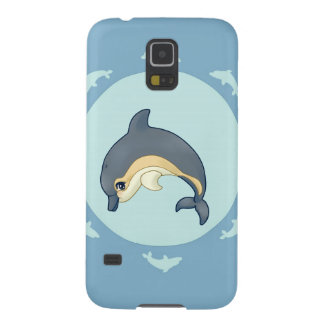 Common dolphin galaxy s5 cases
