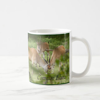 Common Eland Coffee Mug