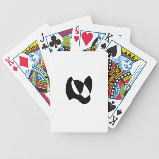 Common Eternity Bicycle Playing Cards